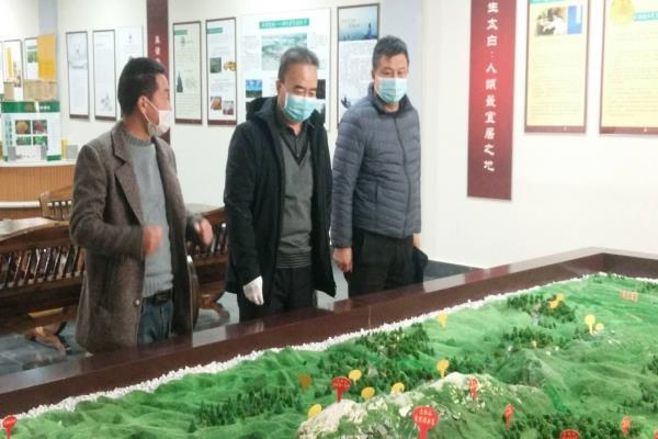 3月10日,宝鸡市城市管理执法局前来检查复工复产情况